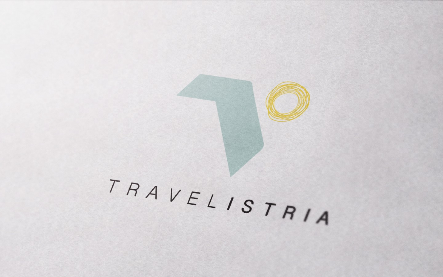 VISUAL IDENTITY - TRAVEL ISTRIA