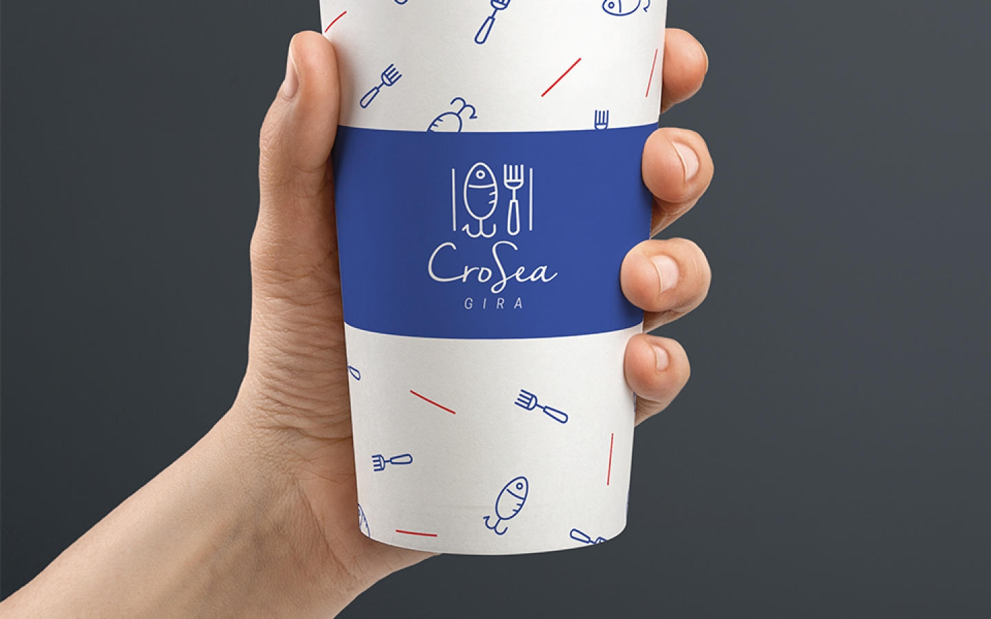 VISUAL IDENTITY - CROSEA