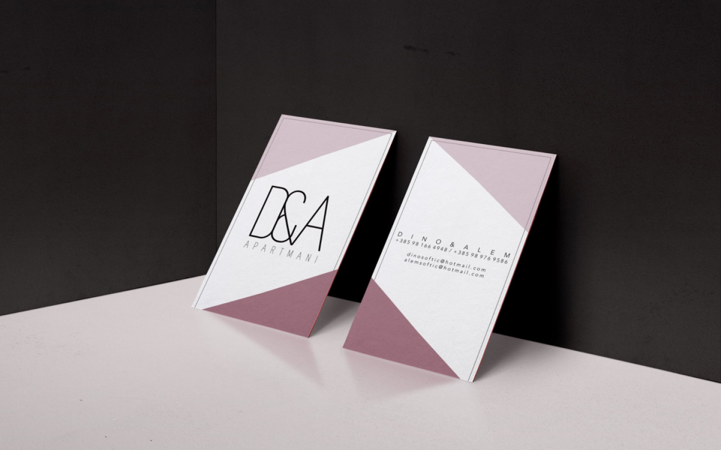 BUSINESS CARDS - VARIOUS