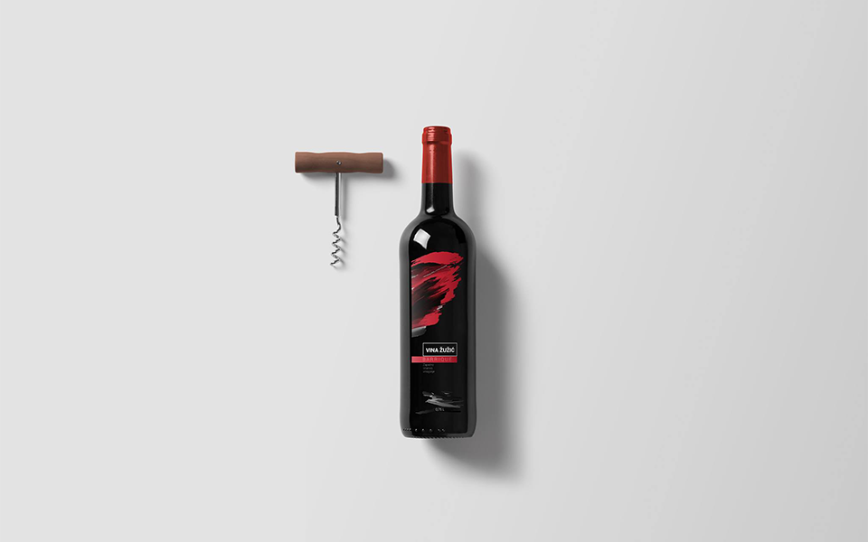 PACKAGING - WINE & OIL ŽUŽIĆ