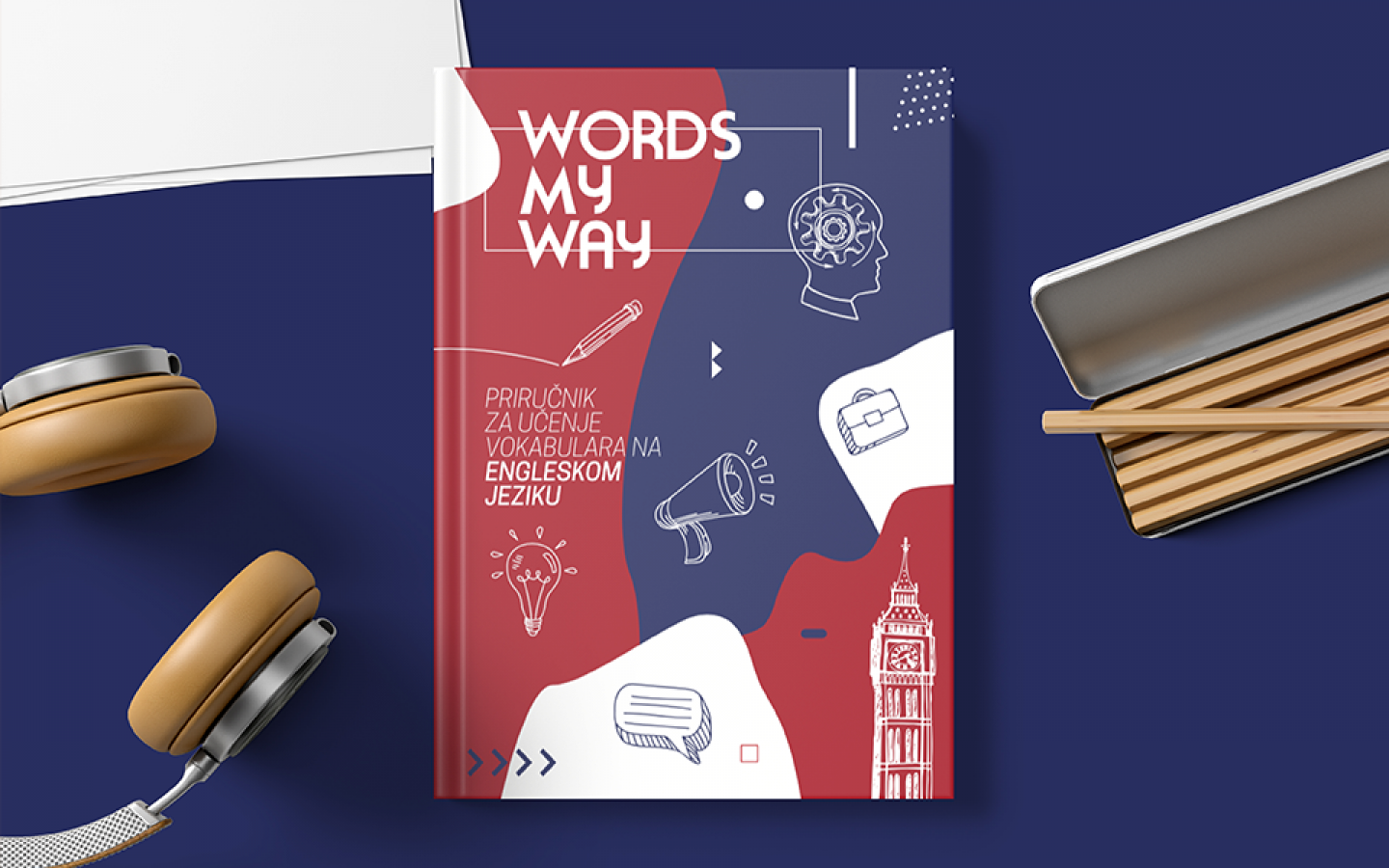 DICTIONARY PRODUCT DESIGN - WORDS MY WAY