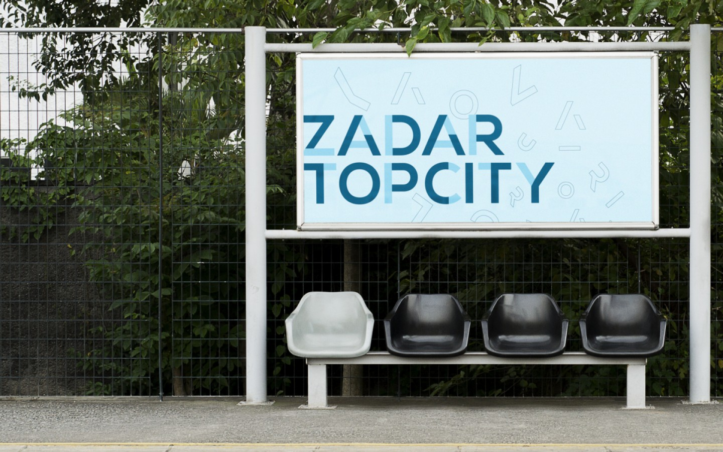 VISUAL IDENTITY - ZADAR TOP CITY